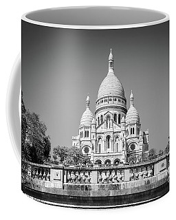 Basilica Of The Sacred Heart In Paris Coffee Mug