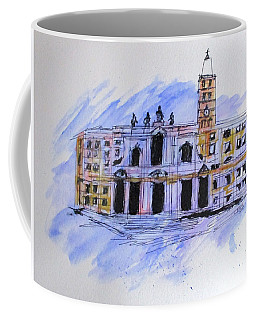Basilica St Mary Major Coffee Mug