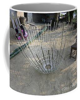 Basket Construction Coffee Mug
