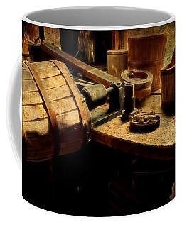 Basket Making Coffee Mug