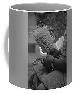 Basket Weaver Coffee Mug