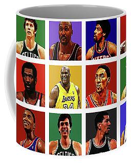 Basketball Legends Coffee Mug