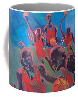 Basketball Soul Coffee Mug