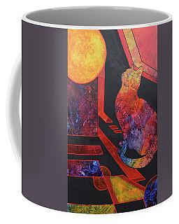 Basking Cat Coffee Mug