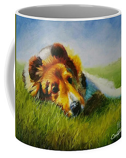 Basking Coffee Mug