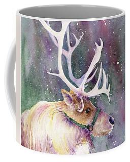 Basking In The Lights Coffee Mug