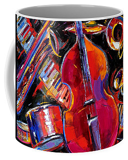 Bass And Friends Coffee Mug