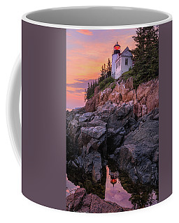 Bass Harbor Lighthouse Coffee Mug