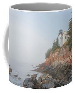 Bass Harbor Sunrise A Coffee Mug