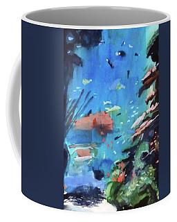 Bass Pro Outdoor World Coffee Mug by Ed Heaton