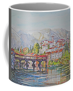 Bassano Del Grappa Coffee Mug
