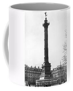 Bastille Monument In Paris Coffee Mug