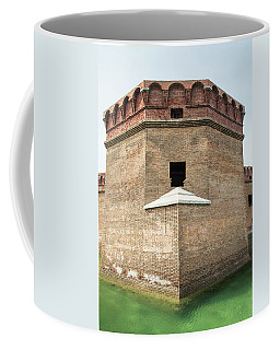 Bastion At Ft Jefferson Coffee Mug