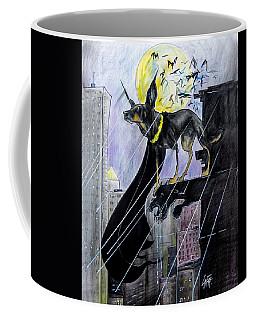 Bat-dog Caricature  Coffee Mug