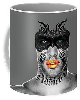 Batador Full Grey Coffee Mug