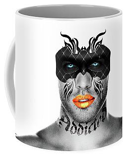 Batador Full White Coffee Mug