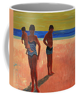 Bathers 88 Coffee Mug