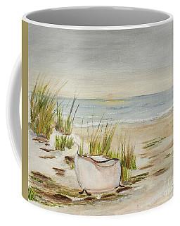 Bathtub Beach Coffee Mug