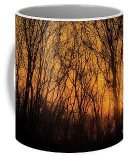 Batik Sunset Coffee Mug