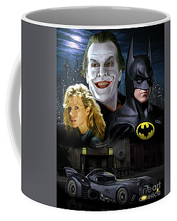 Batman 1989 Coffee Mug