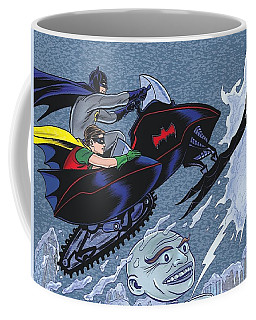 Batman '66 Coffee Mug