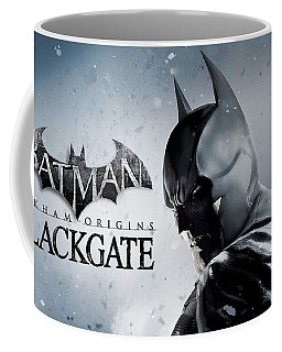 Batman Arkham Origins Blackgate Coffee Mug