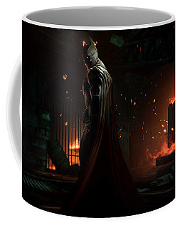 Batman Arkham Origins Coffee Mug
