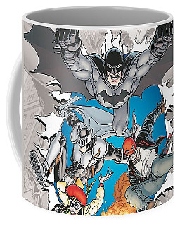 Batman Incorporated Coffee Mug