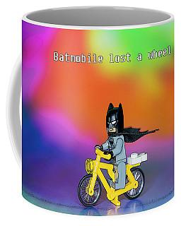 Batmobile Lost A Wheel Coffee Mug