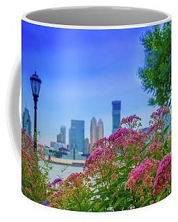Battery Park Blooms Coffee Mug