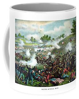 Battle Of Bull Run Coffee Mug