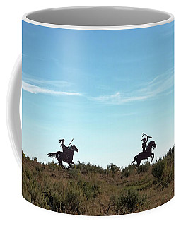 Battle Of Camus  Meadows  Coffee Mug