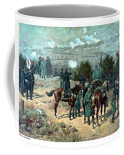 Battle Of Chattanooga Coffee Mug