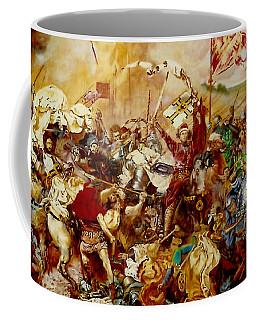 Battle Of Grunwald Coffee Mug