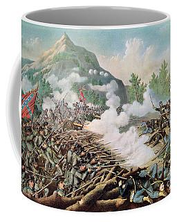 Battle Of Kenesaw Mountain Georgia 27th June 1864 Coffee Mug
