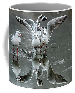 Battle Reflection  Coffee Mug