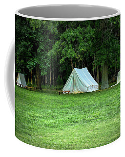 Battlefield Camp Coffee Mug