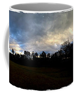 Battlefield Skies Coffee Mug