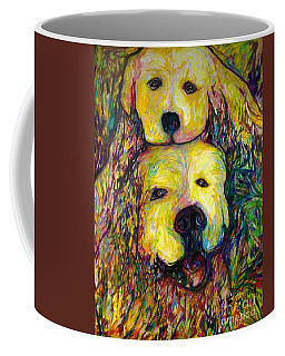 Bauer And Windi Coffee Mug