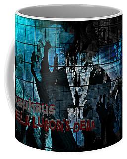 Bauhaus - Bela Lugosi's Dead Coffee Mug