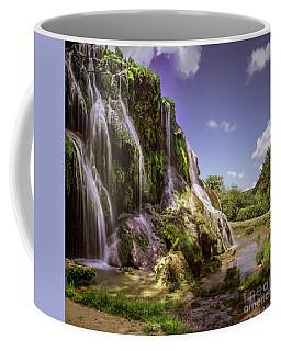 Baume Les Messieurs, France. Coffee Mug