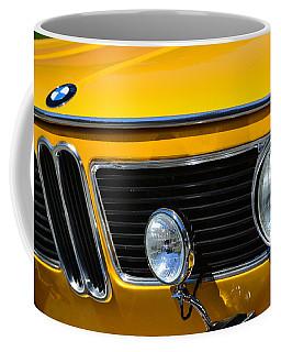 Coffee Mug featuring the photograph Bavarian Nose by John Schneider
