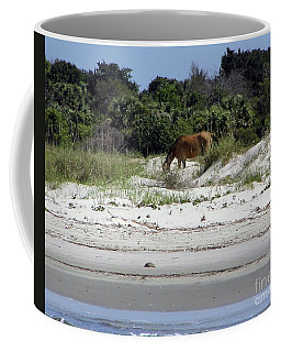 Bay At The Beach Coffee Mug