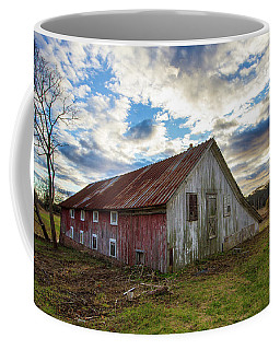 Bay Avenue Barn Coffee Mug