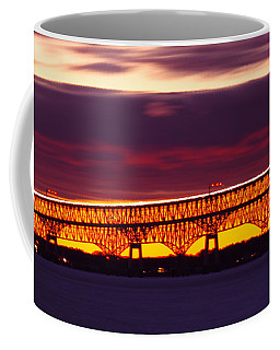 Bay Bridge 2 Coffee Mug