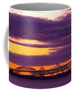 Bay Bridge 5 Coffee Mug