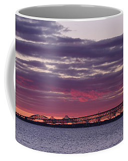 Bay Bridge 8 Coffee Mug