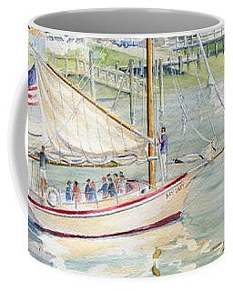 Bay Lady  Coffee Mug