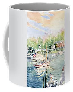 Bay Lady  Coffee Mug by Melly Terpening