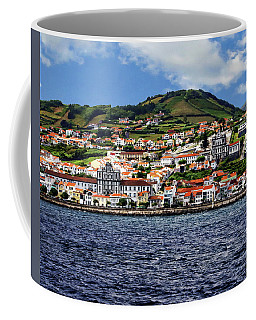 Bay Of Horta Coffee Mug